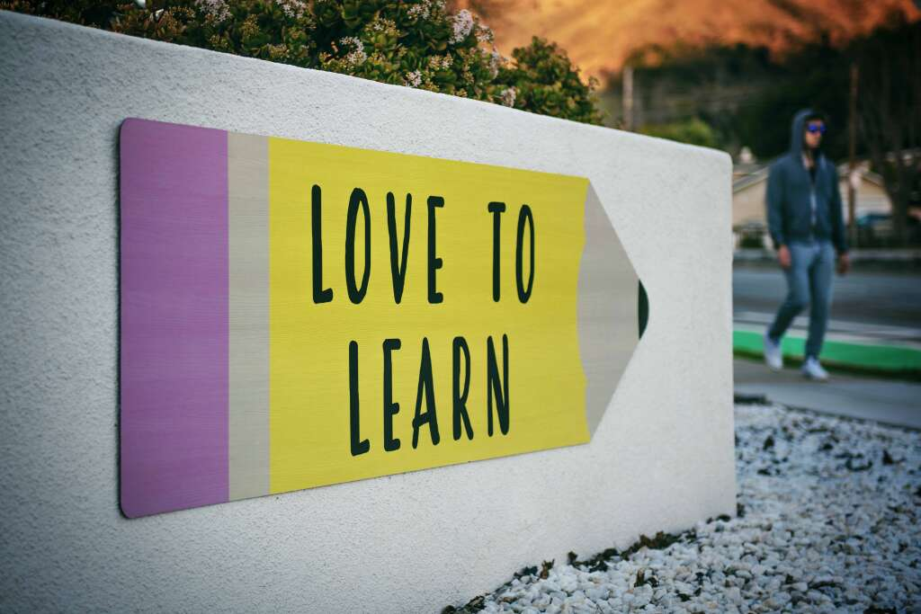 LOVE TO LEARN 学びが大好き