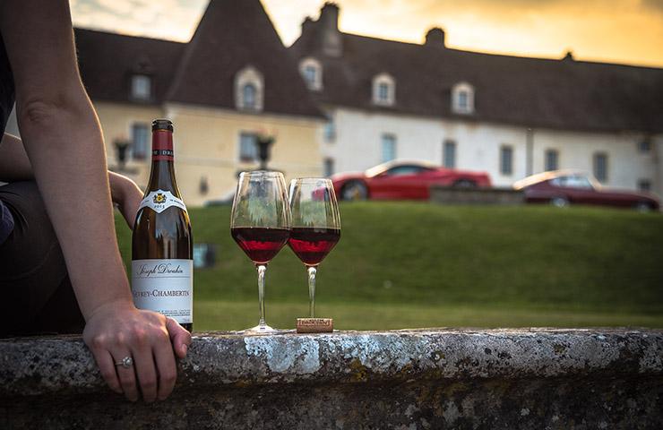 フランスでワイン