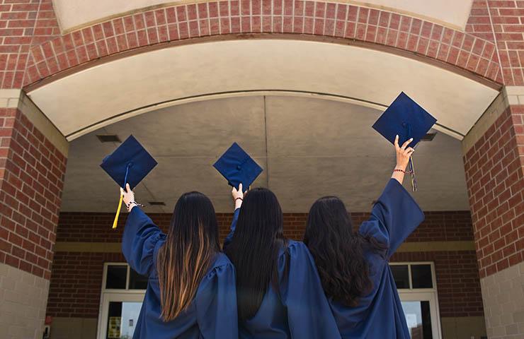 女子大学生3人組