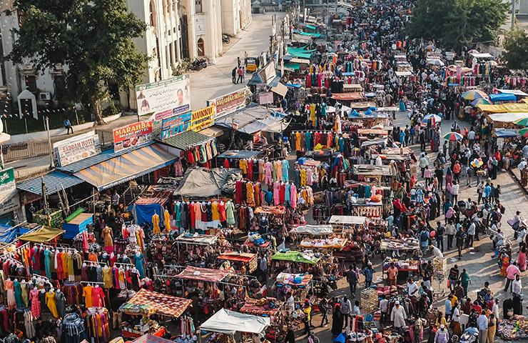 インドの経済成長