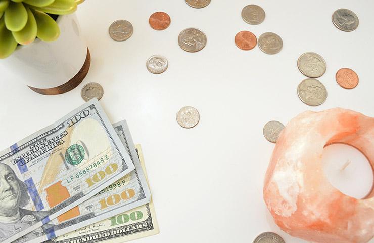 お金(金融のイメージ)