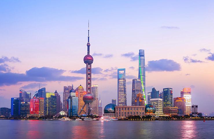 社会主義、中国の上海