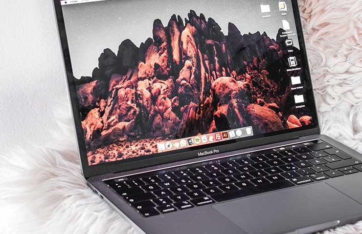 AppleのMacbookPro