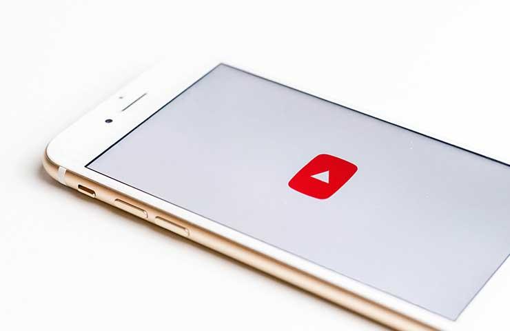 YouTube premiumの画面